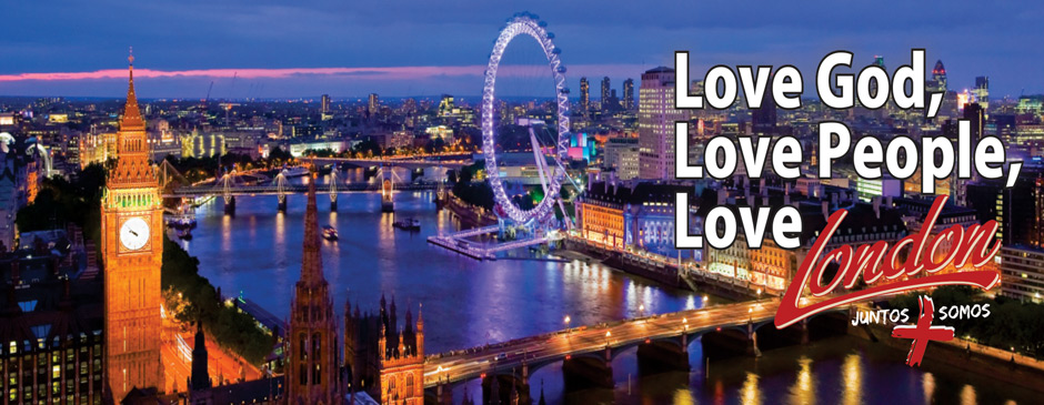 Love God, Love People, Love London